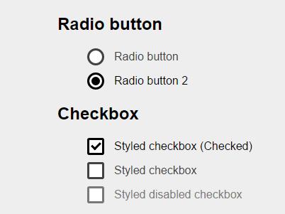 CSS3 Checkbox