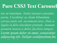 css-only-text-carousel-rotator