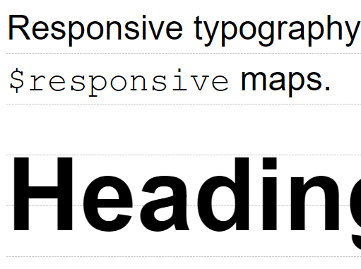 Sass Library For Typography With Perfect Vertical Rhythm – shevy