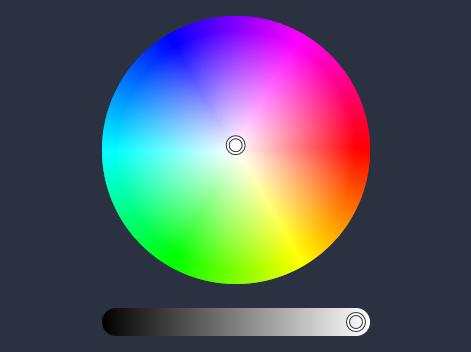 Advanced & Beautiful HTML5 / Javascript Color Picker – iro.js