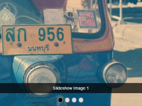 Basic Responsive Slideshow In Vanilla JavaScript And CSS3