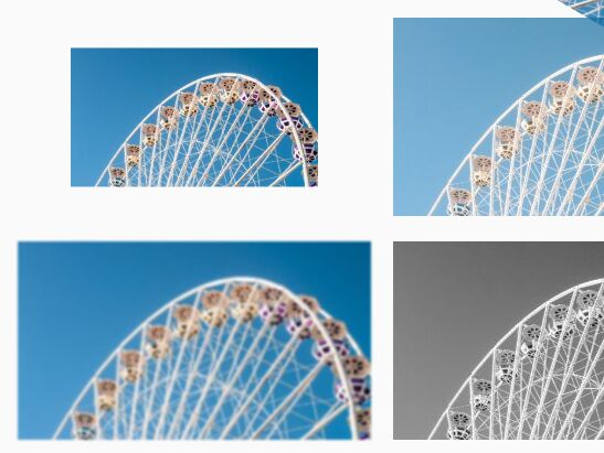 CSS3 Powered Image Effect JavaScript Library – Effect.js