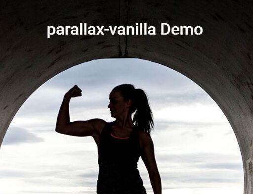 Easy Parallax Scrolling Effect In Vanilla JavaScript – parallax-vanilla