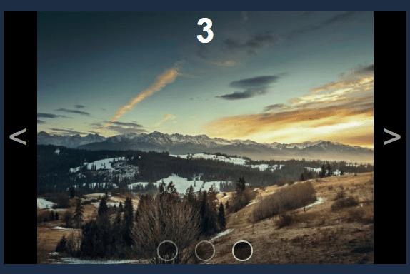 Lightweight Any Content Slider In Vanilla JavaScript – vanillaSlider