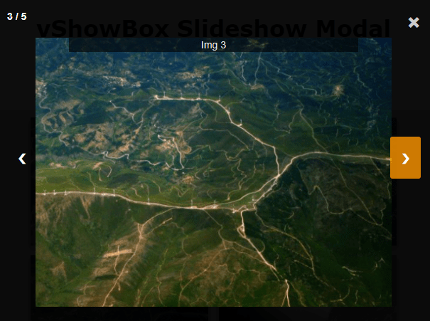 Responsive Slideshow Modal With Vanilla JavaScript – vShowBox