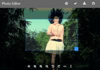JavaScript image cropper