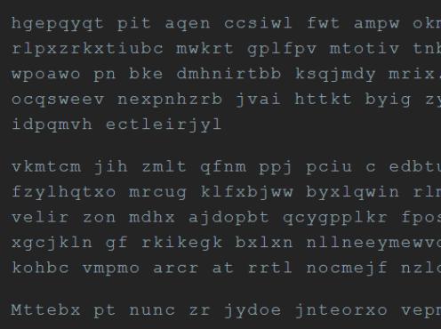 Lightweight Text Scrambling JavaScript Plugin – scrambling-letters