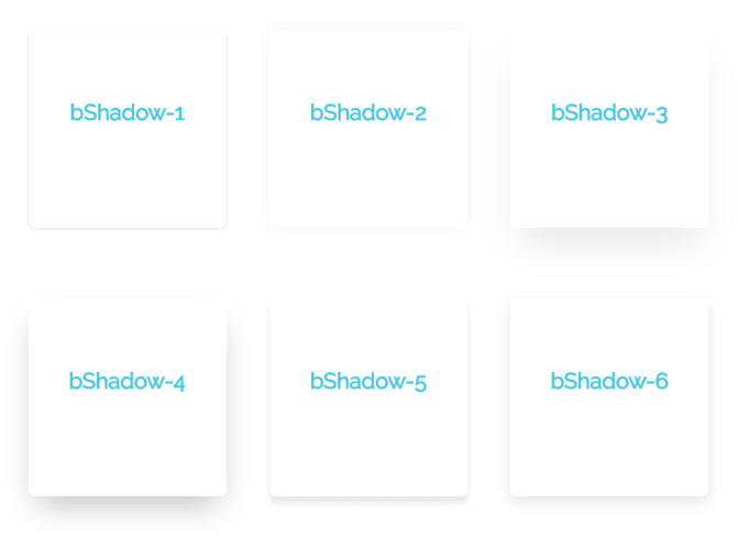 A Collection Of Cross-browser CSS Box Shadows – Box-shadows.css