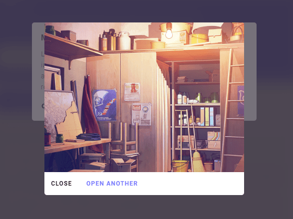 Stackable Modal Popup With Blur Effect – Popbox.js