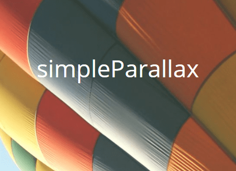 Parallax Scroll Effect For Fixed Background – simpleParallax