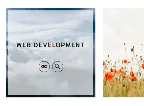 Portfolio Hover Effects In Pure CSS/CSS3 | CSS Script