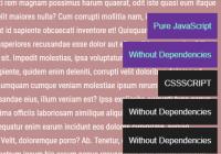 Non-blocking Toast Notification Library - Tostada