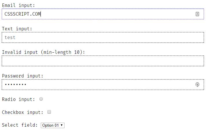 Terminal Style CSS Framework – terminal.css