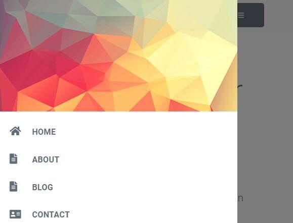 Responsive Hamburger Sidebar Navigation In Pure JavaScript – Omega.js