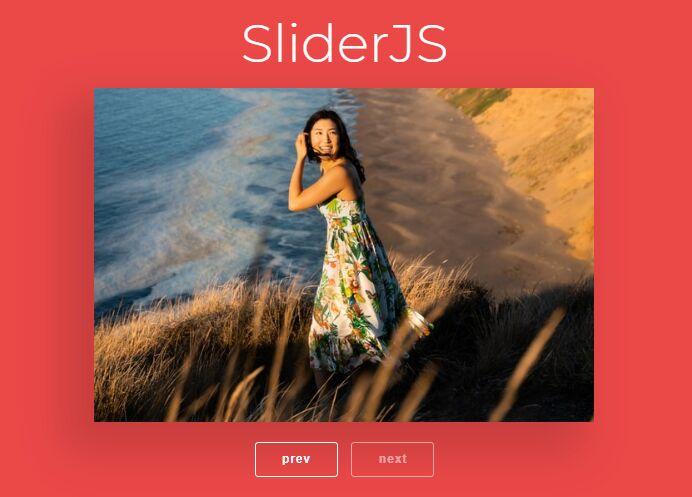 Lightweight Image Slider With Slide/Fade Transitions – SliderJS