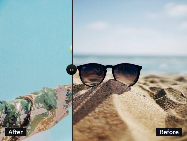Customizable Image Comparison Plugin For Web – before-effect-slider.js