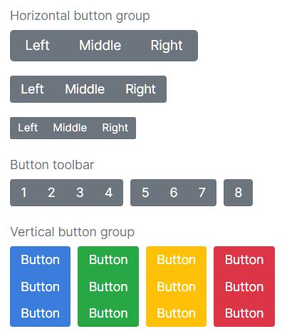 AdminKit Bootstrap 5 Admin Template Buttons