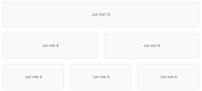 AdminKit Bootstrap 5 Admin Template Grid System
