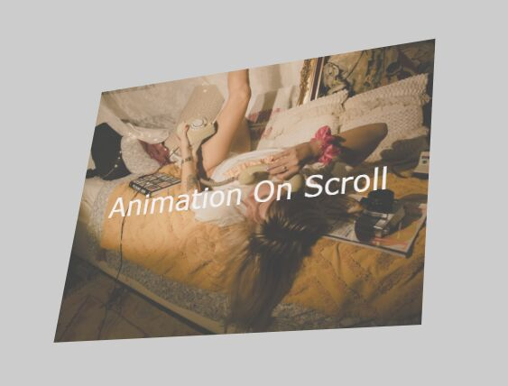 Reveal Elements With 19 CSS3 Powered Animations – ScrollJS