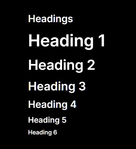 Skelet.css Typography