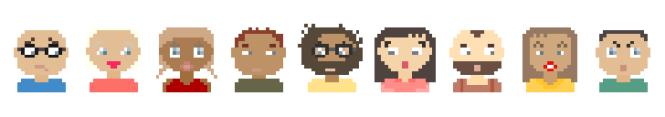 avatars-human-sprites