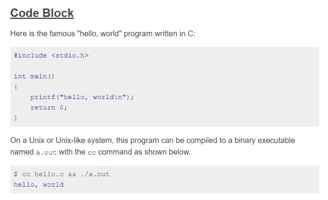 sp.css Code Block