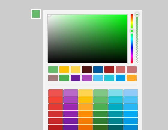 Feature-rich Color & Gradient Picker In JavaScript – xncolorpicker