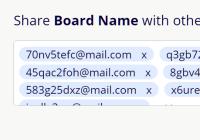 Tag Input Like Email Address Editor In JavaScript