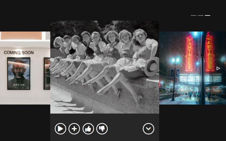 Netflix Style Infinite Carousel With Vanilla JavaScript – netflix-slider