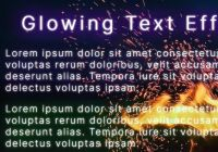 Glowing Text Effect In Pure CSS