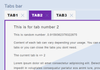 Create Dynamic Tabs With Live Data - LiveTabs