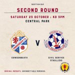 Scottish Cup Tickets Now On Sale