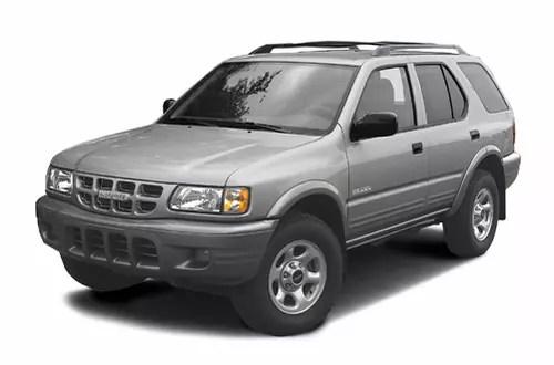 2003 Isuzu Rodeo Specs Price Mpg Amp Reviews Cars Com