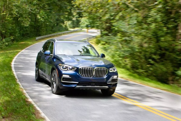 2019 BMW X5 First Drive: Giving the Volvo XC90 a Run for ...