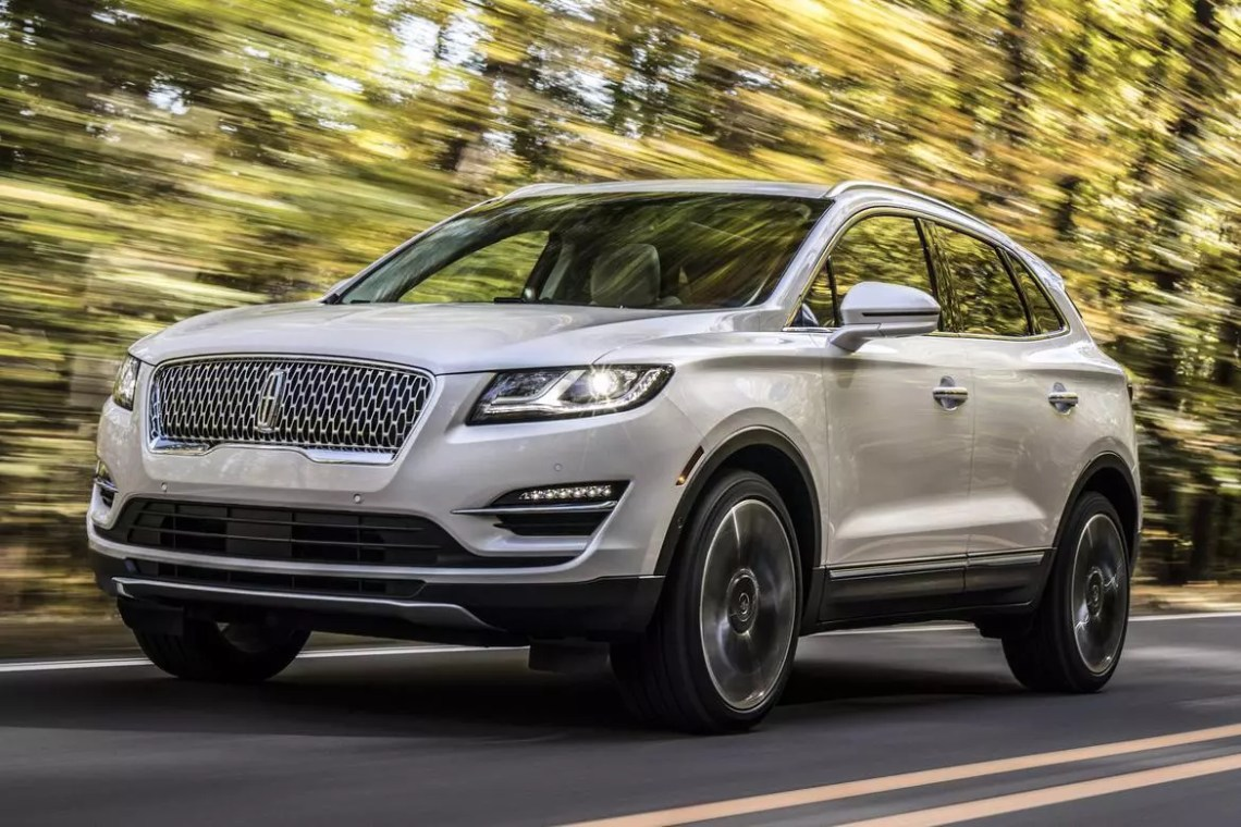 2019 lincoln mkc gets continental facelift | news | cars