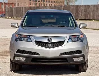 2012 Acura MDX Our Review