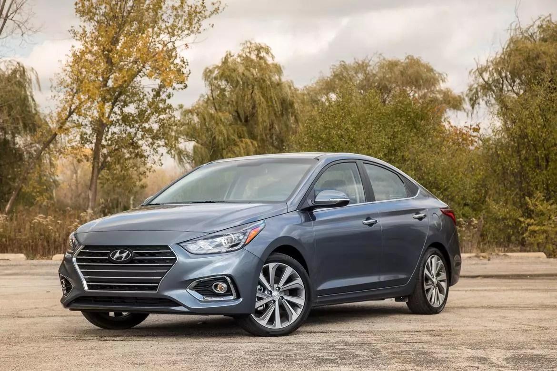 2018 Hyundai Accent Quick Spin News