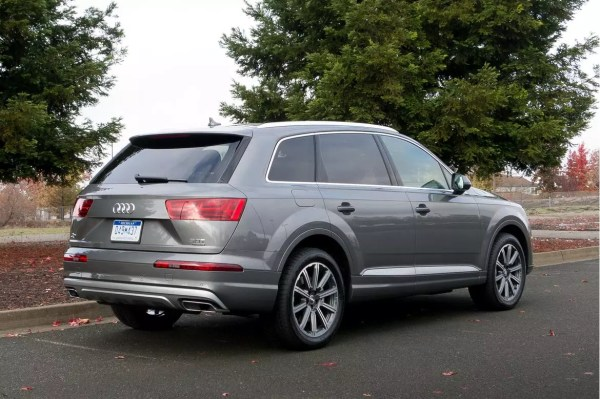 2017 Audi Q7: First Drive | News | Cars.com