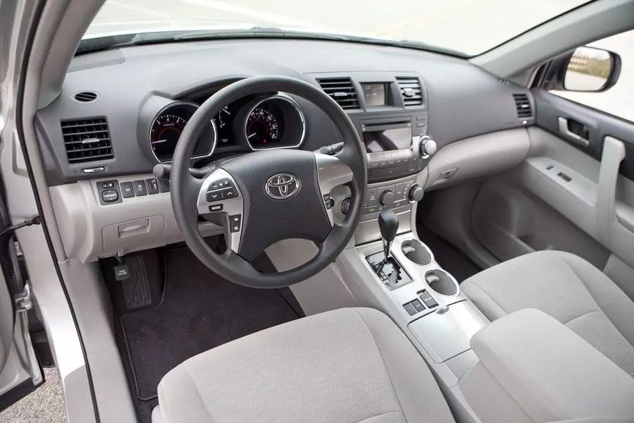 Interior 2012 Pilot Honda