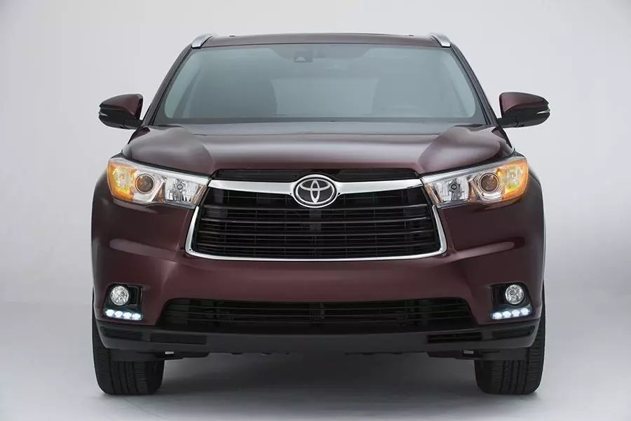 2015 Toyota Highlander Specs Pictures Trims Colors