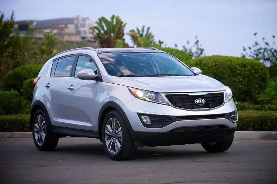 2015 Kia Sportage Reviews Specs And Prices Cars Com
