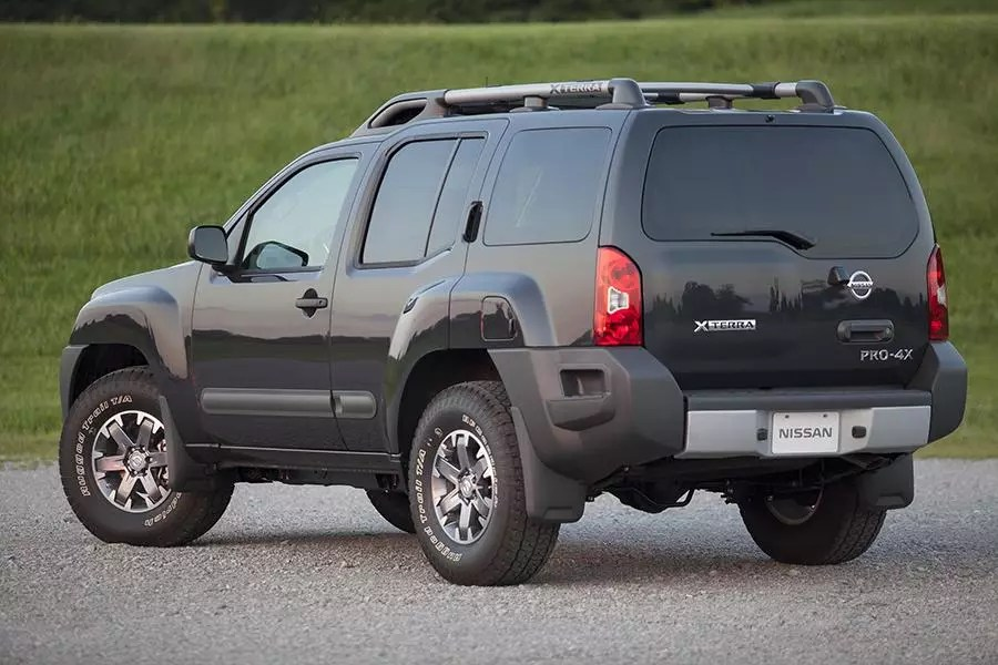 Nissan Xterra Sport Utility Models Price Specs Reviews