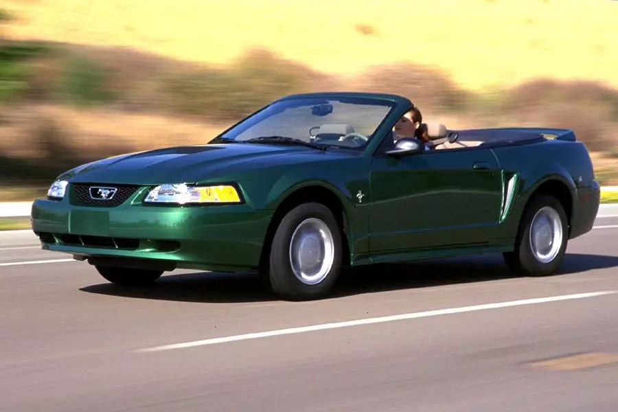 2000 Ford Mustang Specs Pictures Trims Colors