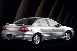2000 Pontiac Grand Am Overview | Cars