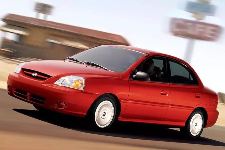 2005 Kia Rio Reviews Specs And Prices Cars Com