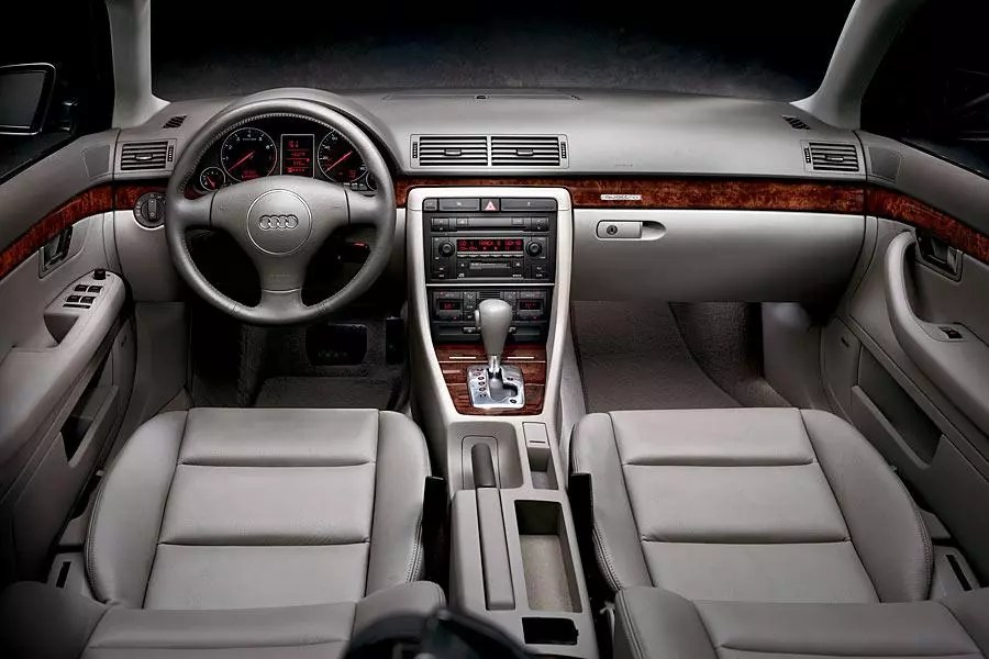 2005 Audi A4 Specs Pictures Trims Colors
