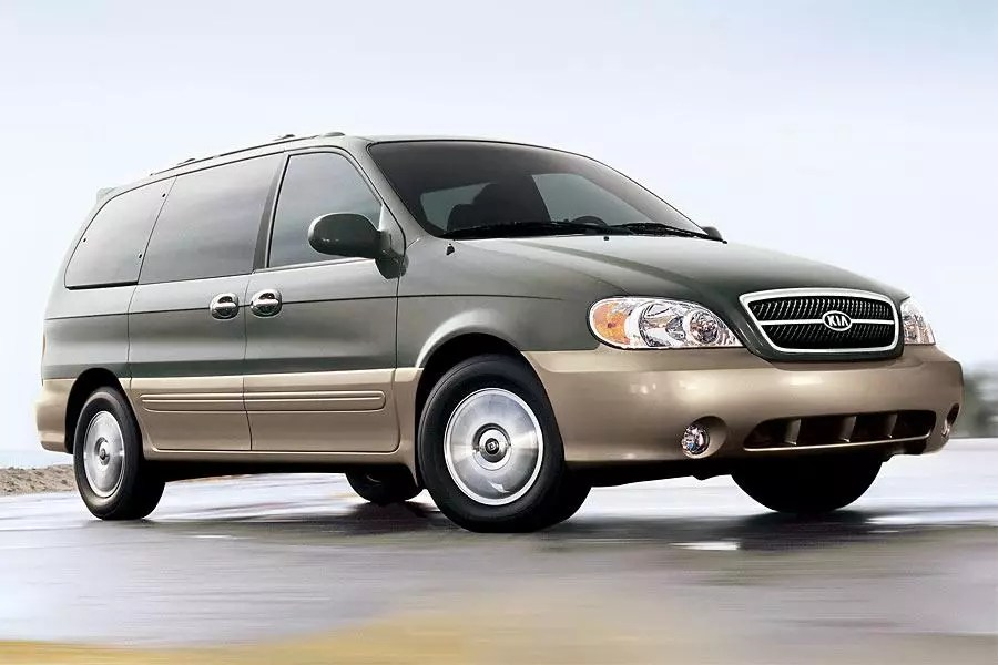 2005 Kia Sedona Reviews Specs And Prices Cars Com