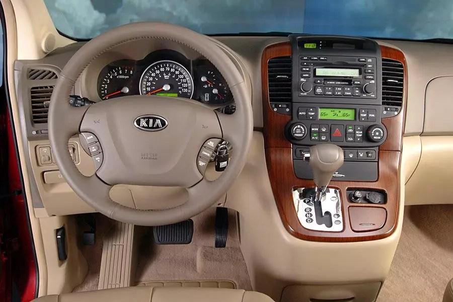 2006 Kia Sedona Specs Pictures Trims Colors Cars Com