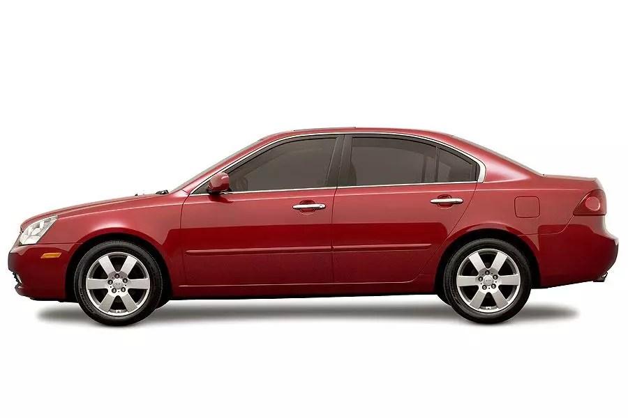 2007 Kia Optima Reviews Specs And Prices Cars Com
