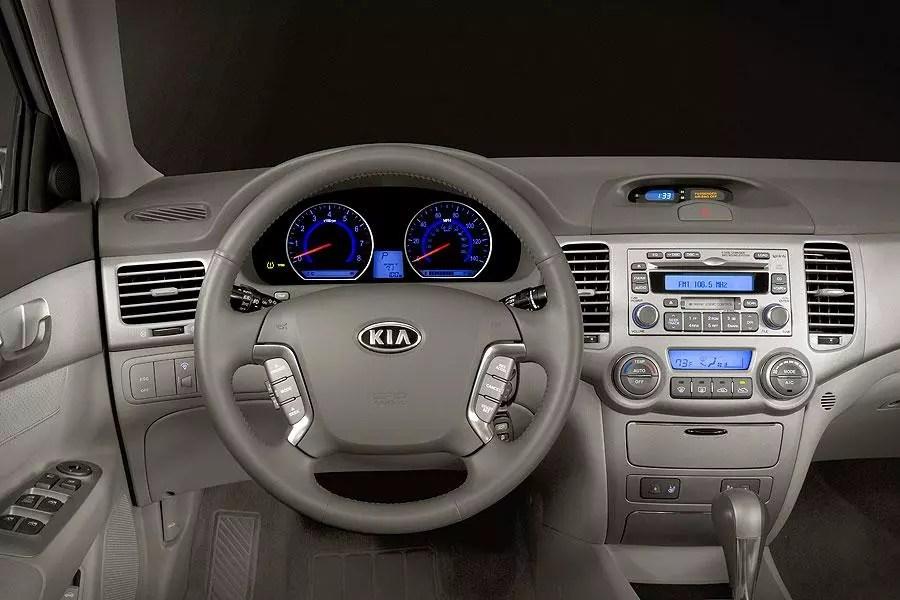2007 Kia Optima Specs Pictures Trims Colors Cars Com